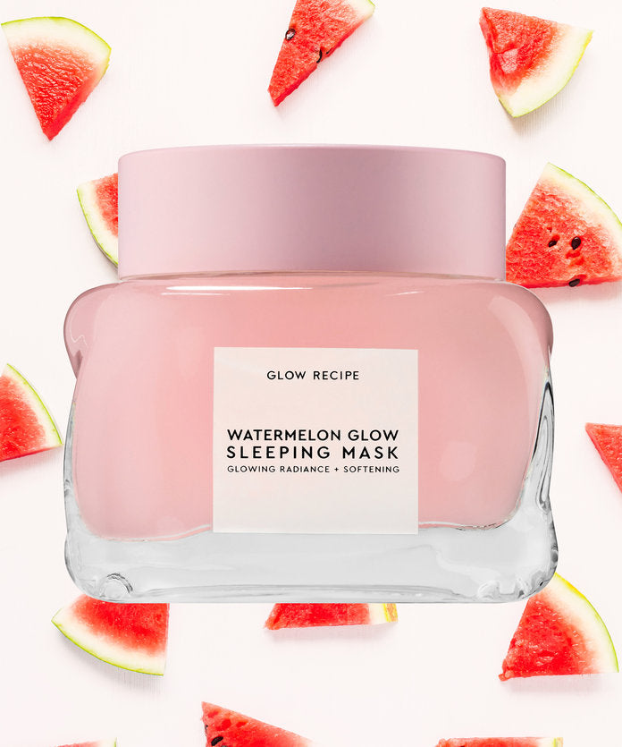 Арбузная маска Glow Recipe Watermelon Sleeping Mask - Shopping TEMA