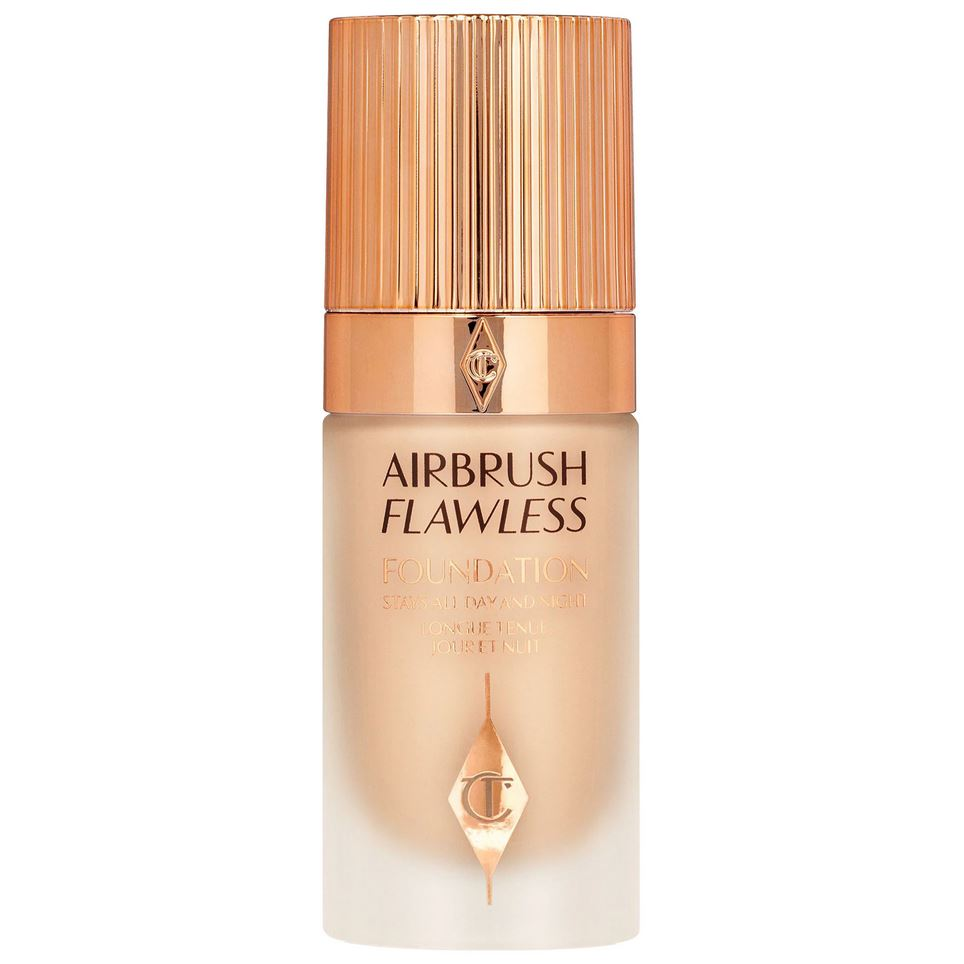 Тональная основа Charlotte Tilbury Airbrush Flawless Longwear Foundation - Shopping TEMA
