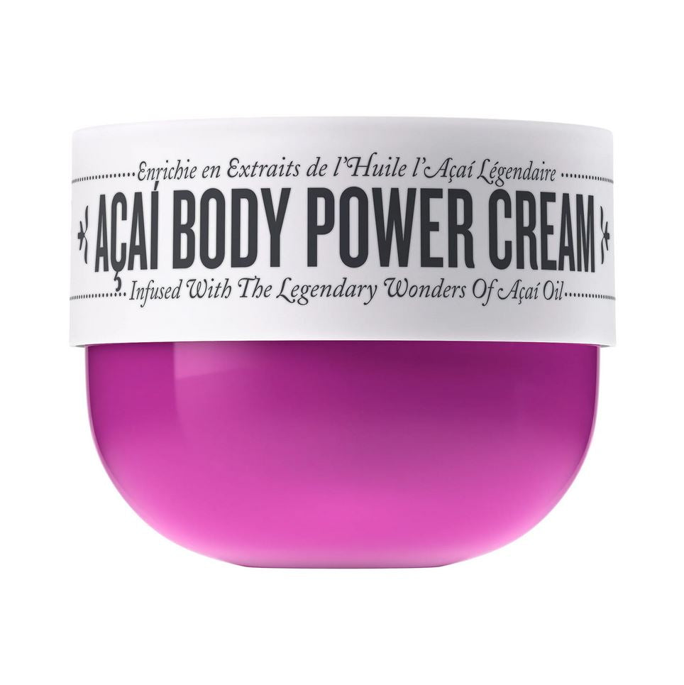 Крем для тела Sol de Janeiro Açaí Body Power Cream - Shopping TEMA