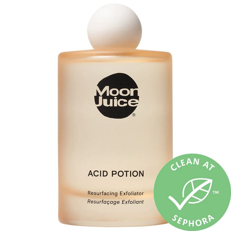 Эксфолиант Moon Juice Acid Potion Resurfacing Exfoliator