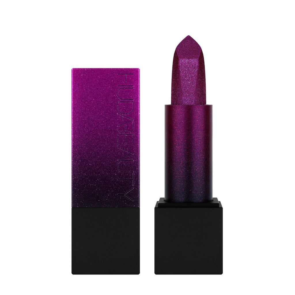 Помада Huda Beauty Power Bullet Metallic Lipstick