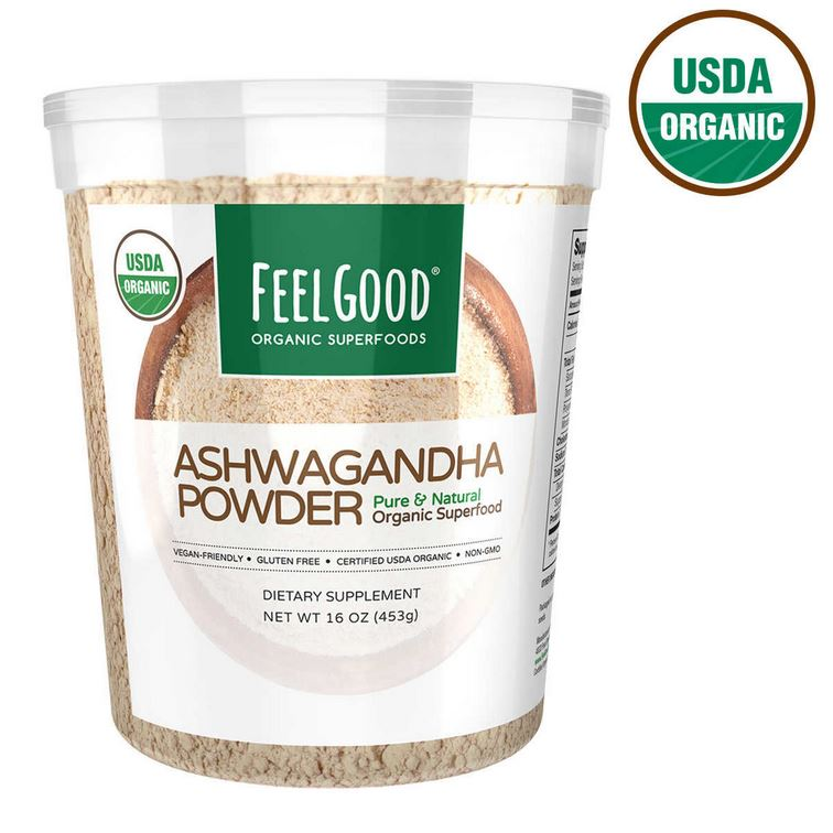 Ашваганда Feel Good Ashwaghanda Powder