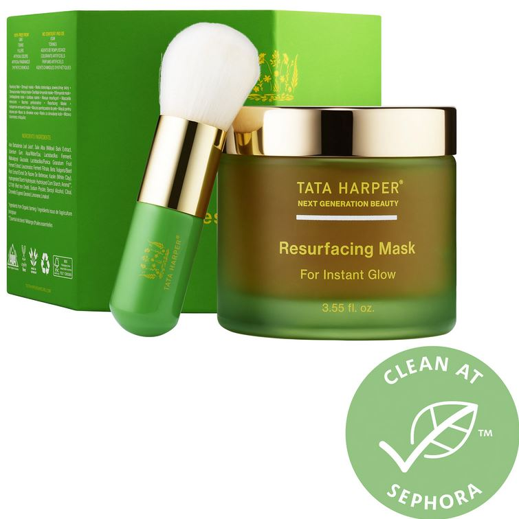 Маска Tata Harper Resurfacing BHA Glow Mask - Shopping TEMA