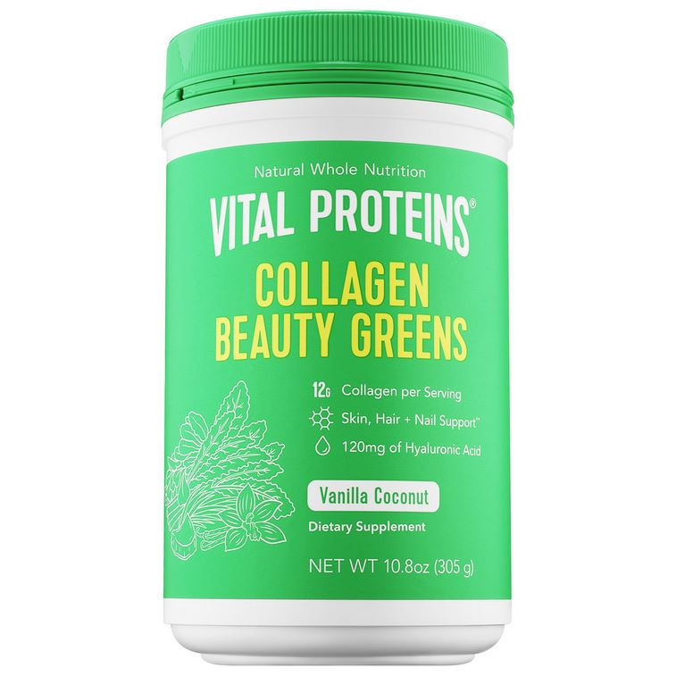 Коллагеновый комплекс Vital Proteins Collagen Beauty Greens - Shopping TEMA