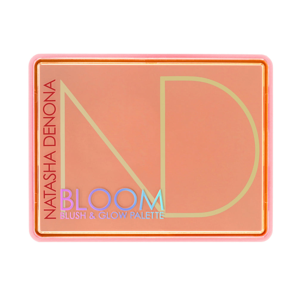 Палетка румян Natasha Denona Bloom Blush & Glow - Shopping TEMA