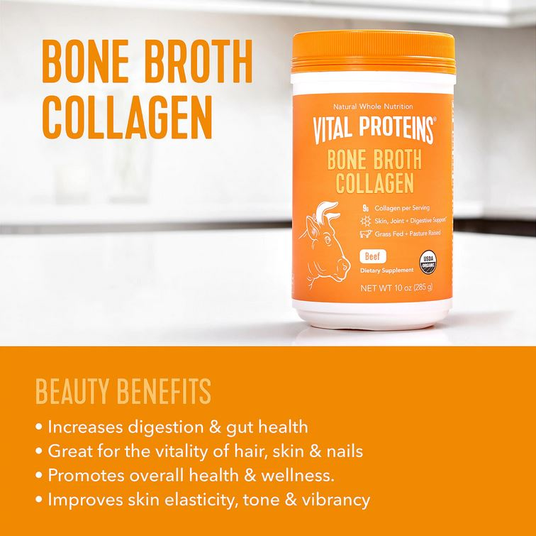 Коллагеновый комплекс Vital Proteins Bone Broth - Shopping TEMA