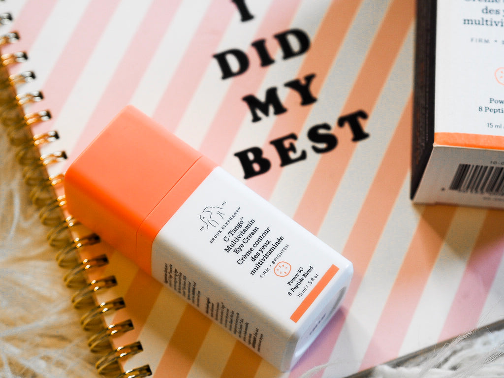 Крем для век Drunk Elephant C-Tango Multivitamin Eye Cream - Shopping TEMA