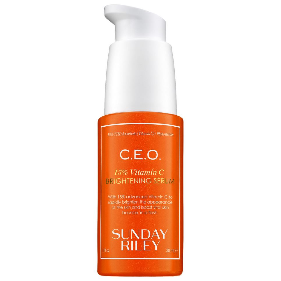 Сыворотка SUNDAY RILEY C.E.O. 15% Vitamin C Brightening - Shopping TEMA