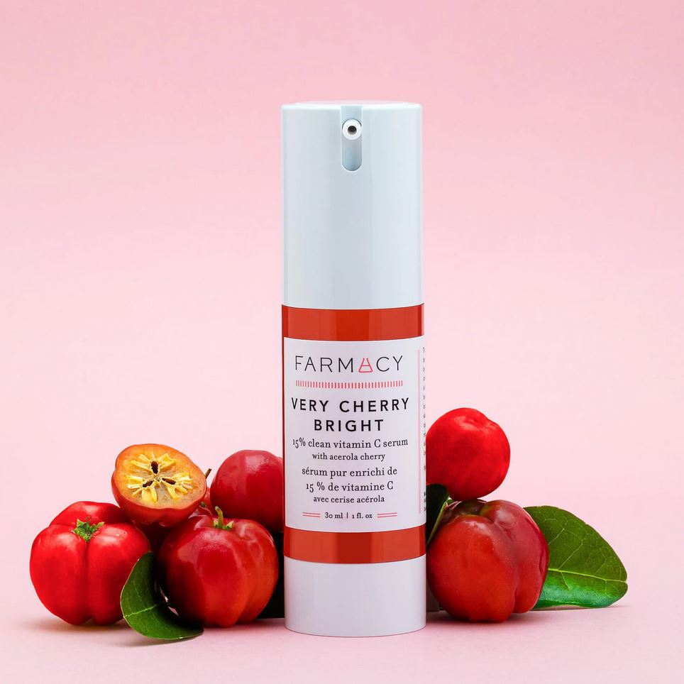 Сыворотка Farmacy Very Cherry Bright Serum
