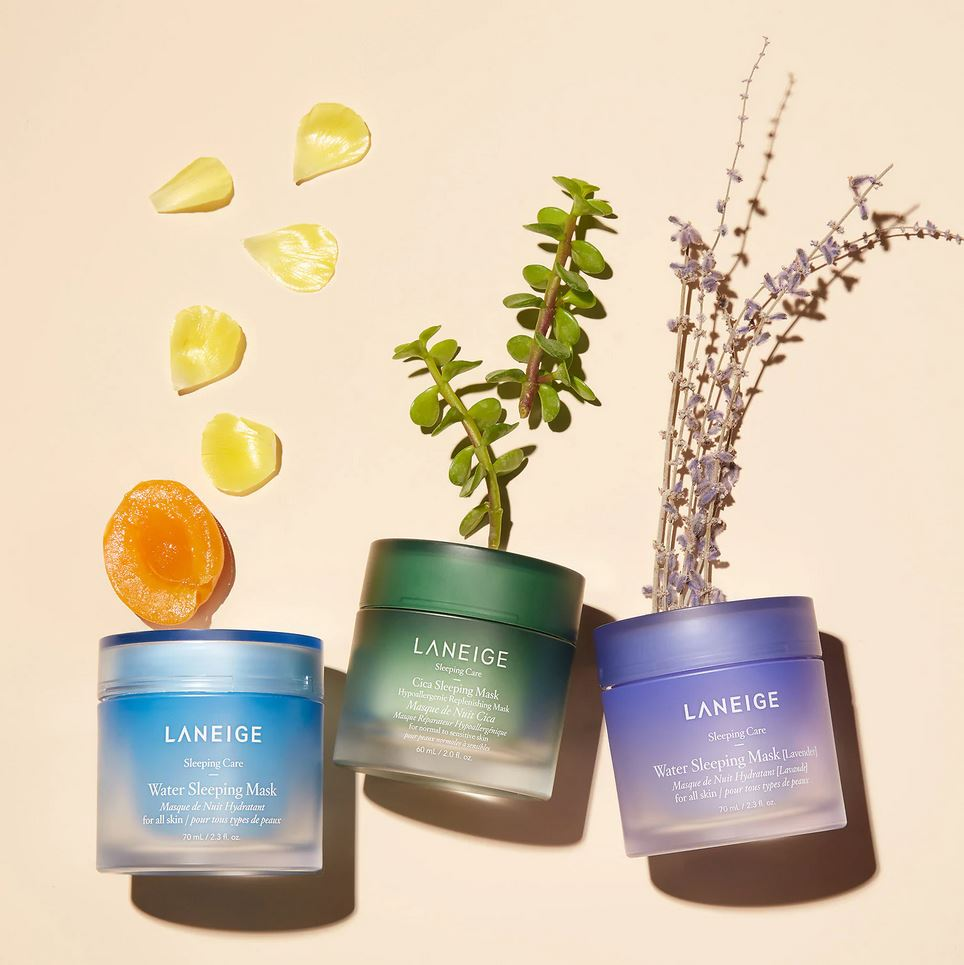 Ночная маска Laneige Cica Mask - Shopping TEMA
