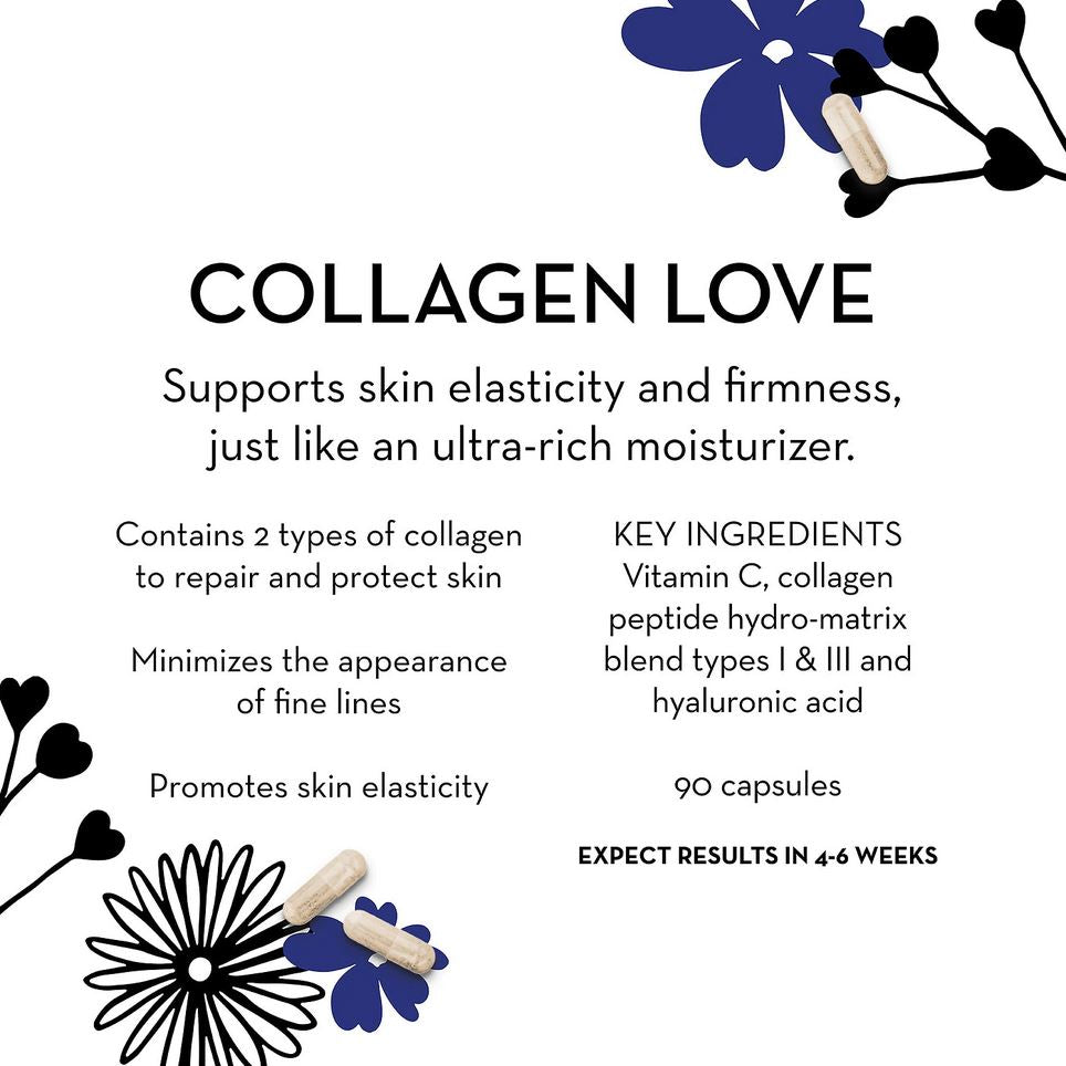 Коллаген Hum Nutrition Collagen Love Skin Firming - Shopping TEMA
