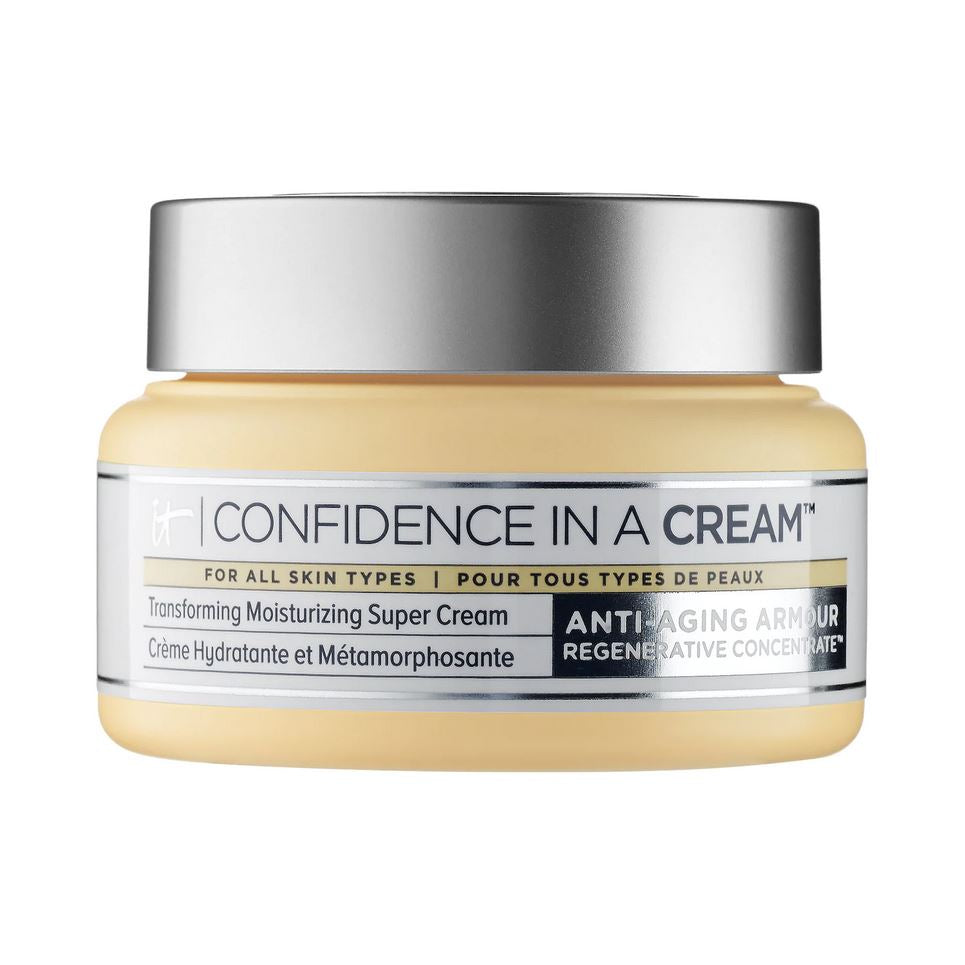 Крем IT Cosmetics Confidence in a Cream Transforming Moisturizing Super Cream - Shopping TEMA