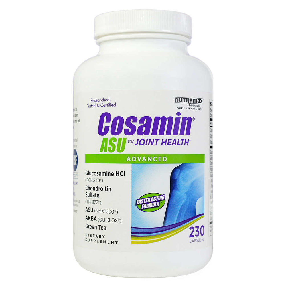 Комплекс для суставов Cosamin ASU for Joint Health, 230 капсул