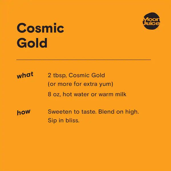 Комплекс Moon Juice Cosmic Gold