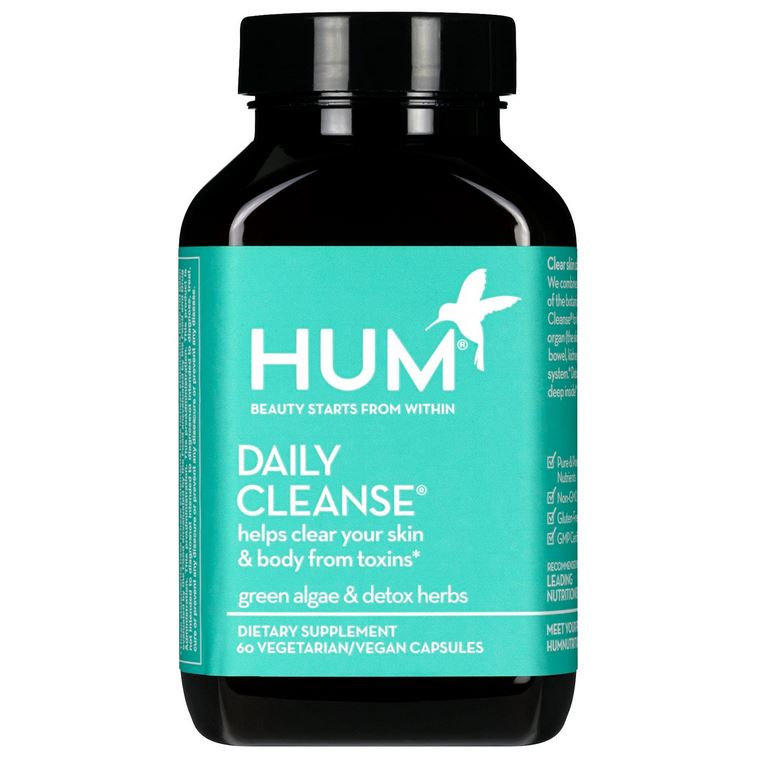 Комплекс Hum Nutrition Daily Cleanse, Body Detox - Shopping TEMA