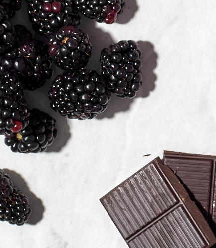 Коллагеновый комплекс Vital Proteins Dark Chocolate Blackberry - Shopping TEMA