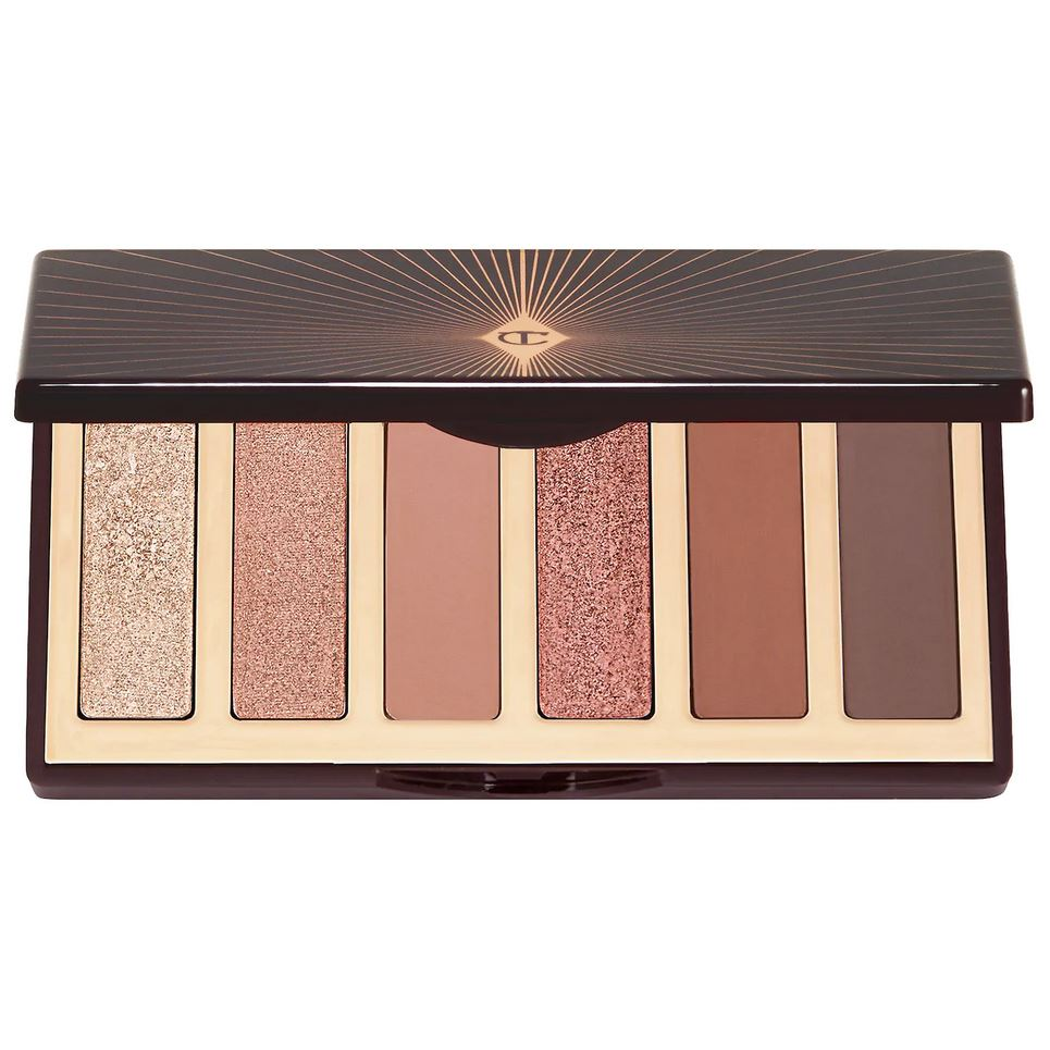Палетка Charlotte Tilbury Darling Eyeshadow - Shopping TEMA