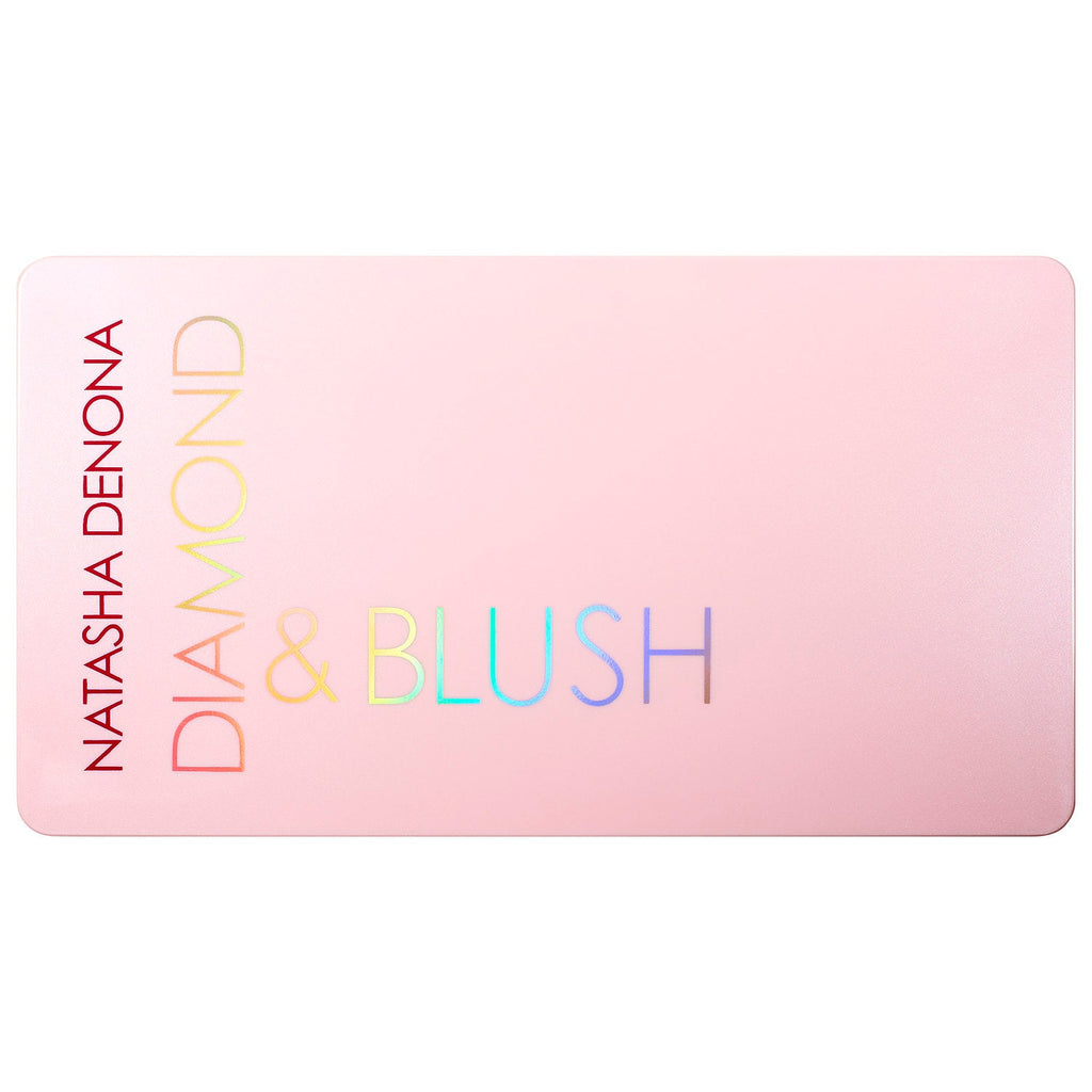 Палетка для лица Natasha Denona Diamond & Blush Palette - Shopping TEMA