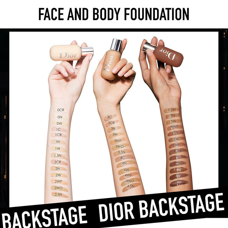 Тональный крем Dior Backstage Face & Body Foundation