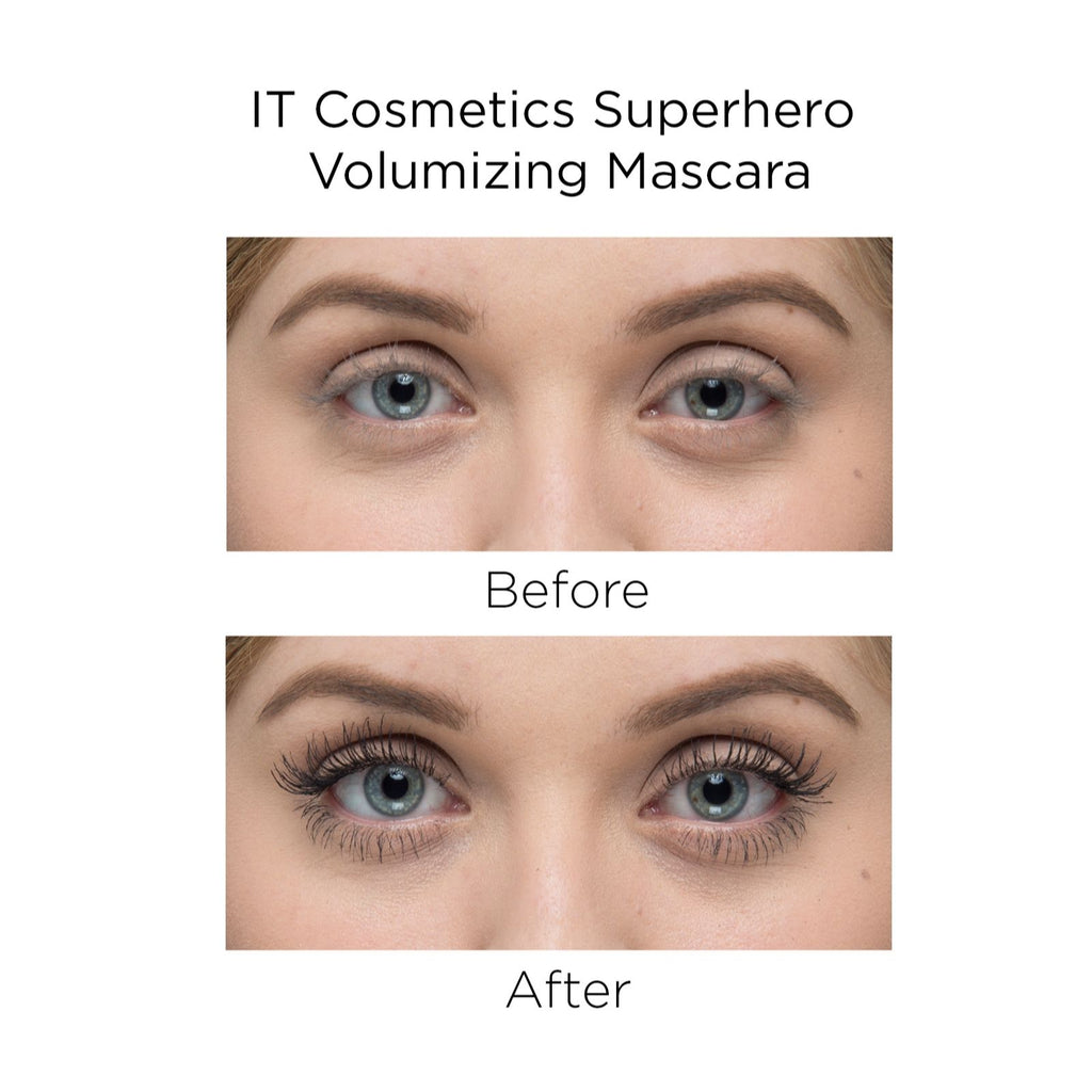 Тушь для ресниц IT Cosmetics Superhero Elastic Stretch Volumizing Mascara - Shopping TEMA