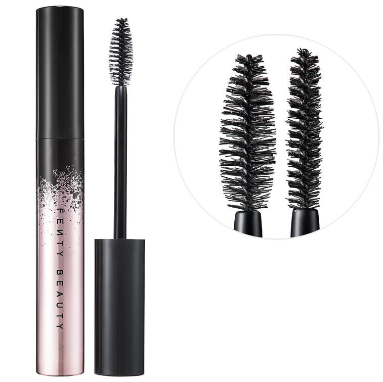 Тушь Fenty Beauty Full Frontal Volume, Lift & Curl Mascara