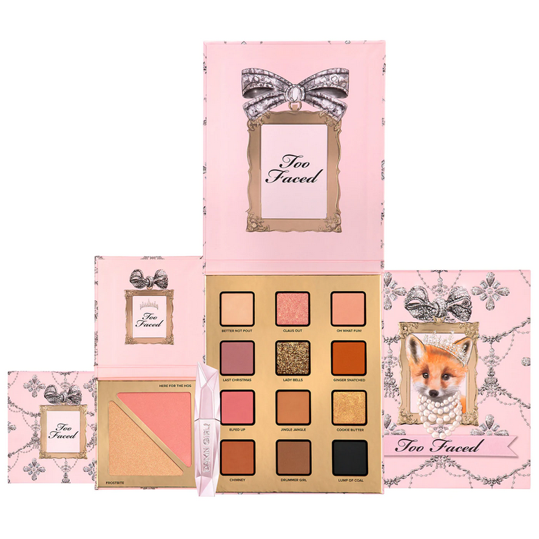 Foxy Neutrals Makeup Set