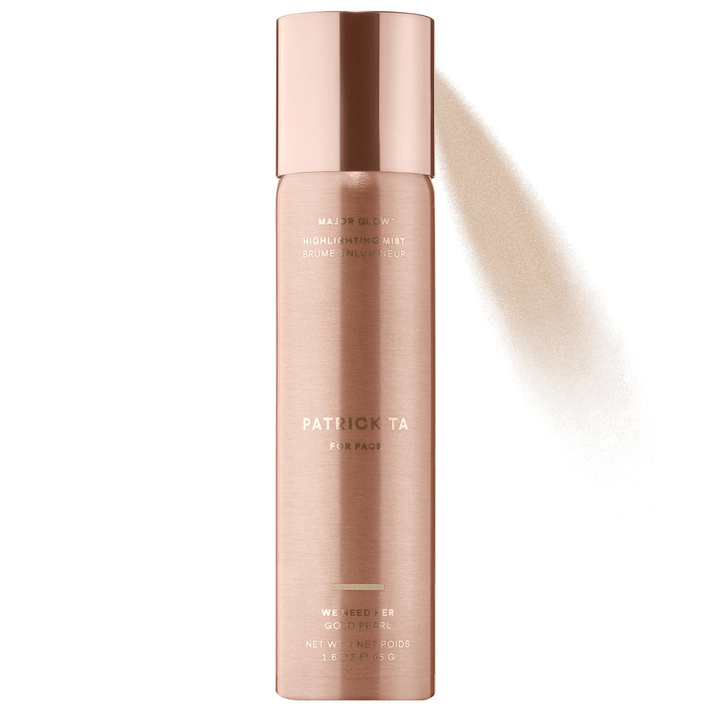 Хайлайтер Patrick Ta Major Glow Highlighting Mist