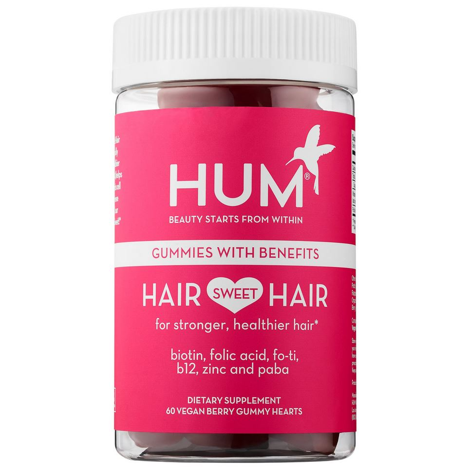 Витамины Hum Nutrition Hair Sweet Hair Growth 60 конфет - Shopping TEMA