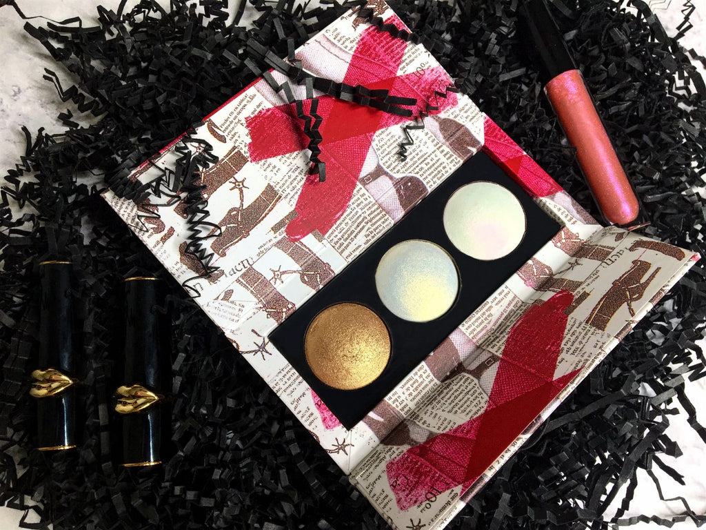 Палетка хайлайтеров PAT McGRATH LABS Sublime Skin Highlighting Trio - Shopping TEMA