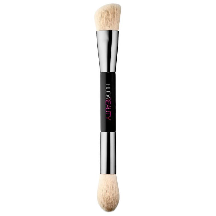 Кисть HUDA BEAUTY Bake & Blend Dual-Ended Setting Complexion Brush - Shopping TEMA