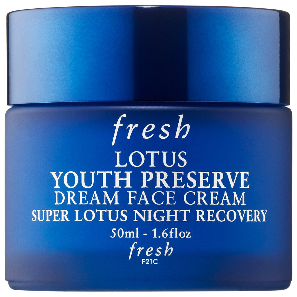 Ночной крем Fresh Lotus Youth Night - Shopping TEMA