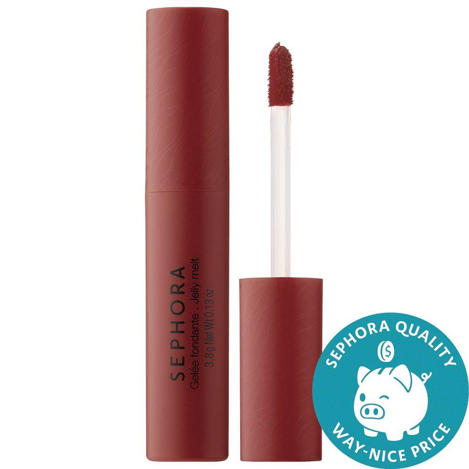 Блеск-тинт для губ Sephora Collection Jelly Melt Glossy - Shopping TEMA