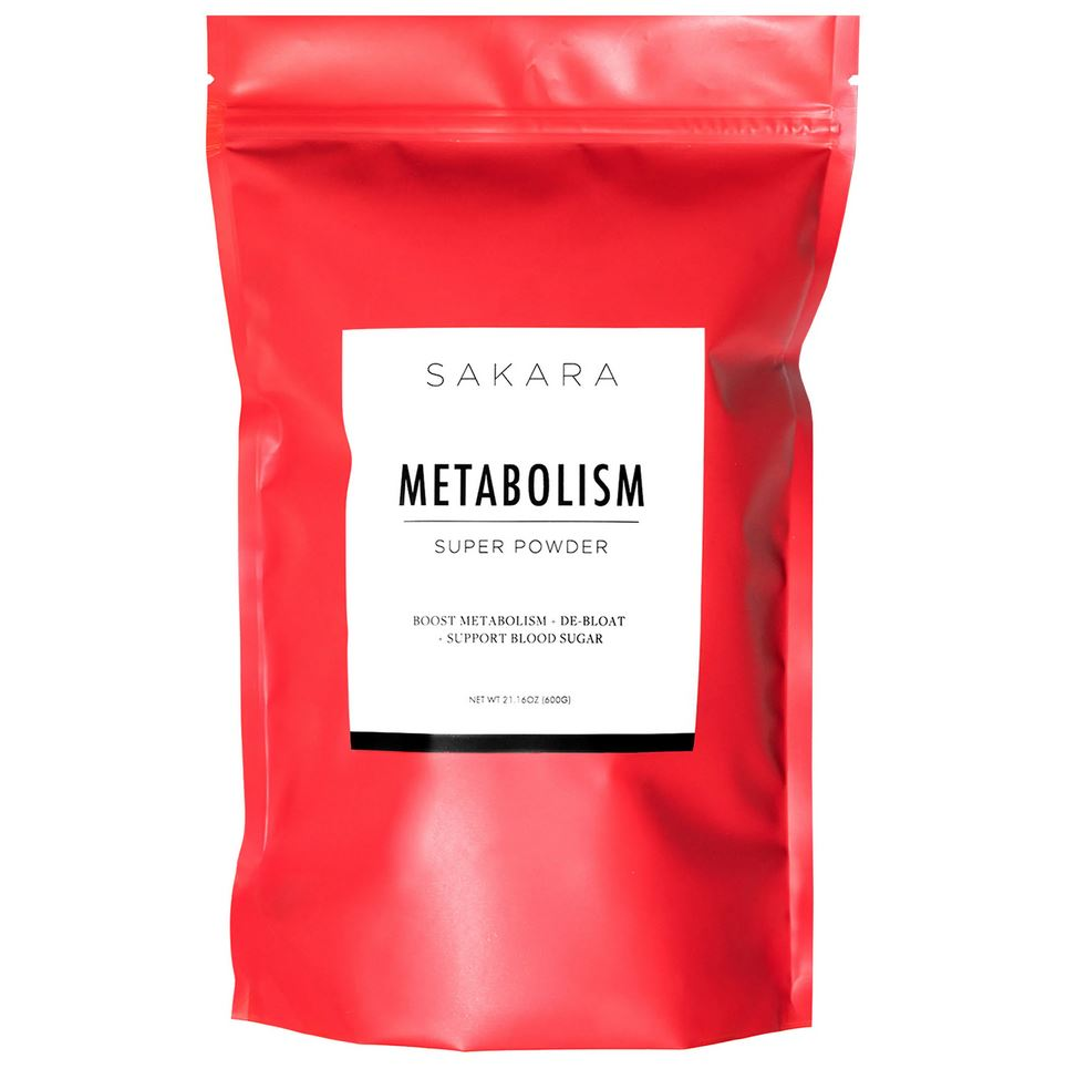 Комплекс Sakara Life Metabolism Super Powder - Shopping TEMA