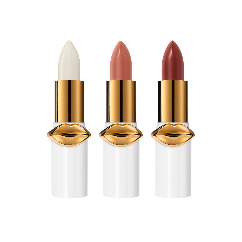 Набор бальзамов для губ PAT McGRATH LABS Mini Lip Fetish Lip Balm Trio - Shopping TEMA