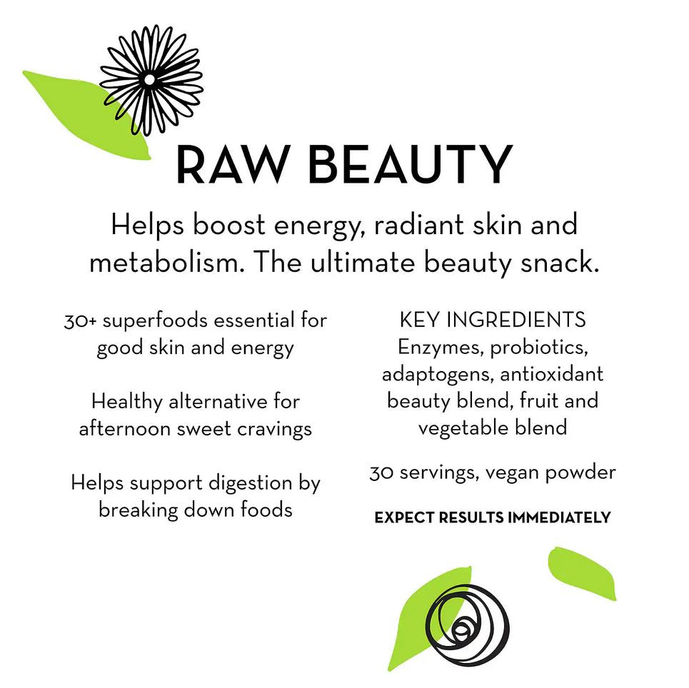 Комплекс Hum Nutrition Raw Beauty - Shopping TEMA