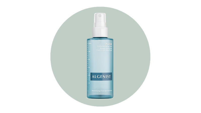 Спрей-мист для лица Algenist Splash Hydrating Setting Mist - Shopping TEMA
