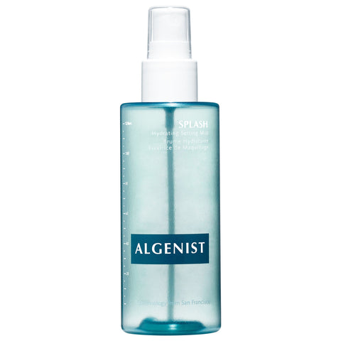 Спрей-мист для лица Algenist Splash Hydrating Setting Mist