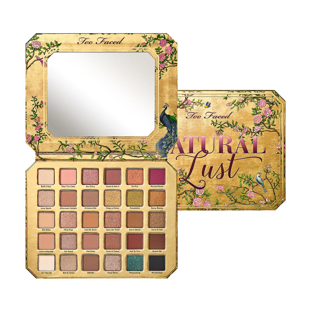 Палетка для век Too Faced Natural Lust - Shopping TEMA