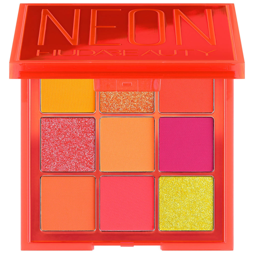 Палетка теней для век Huda Beauty Neon Obsessions - Shopping TEMA