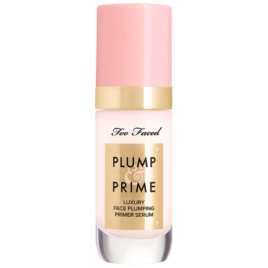Сыворотка-праймер Too Faced Plump & Prime