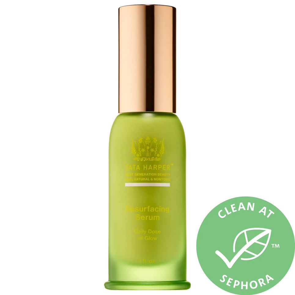 Cыворотка Tata Harper Resurfacing AHA + BHA Serum - Shopping TEMA