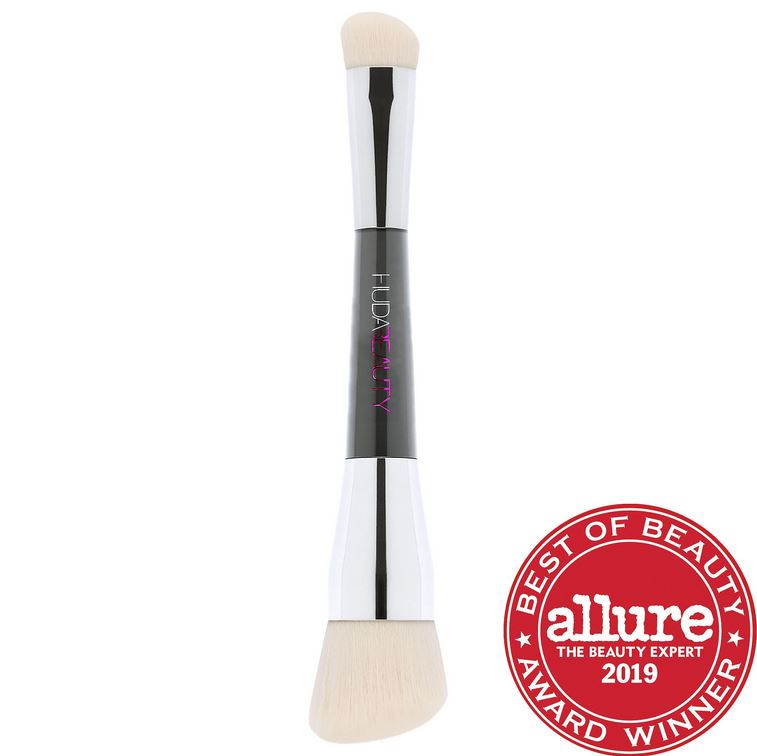 Кисть HUDA BEAUTY Tantour Sculpt & Shade Brush - Shopping TEMA