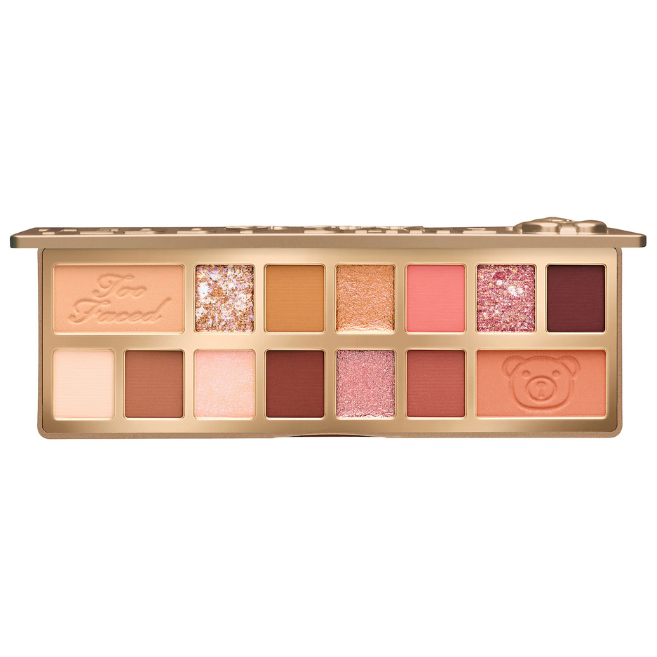 Палетка Too Faced Teddy Bare It All