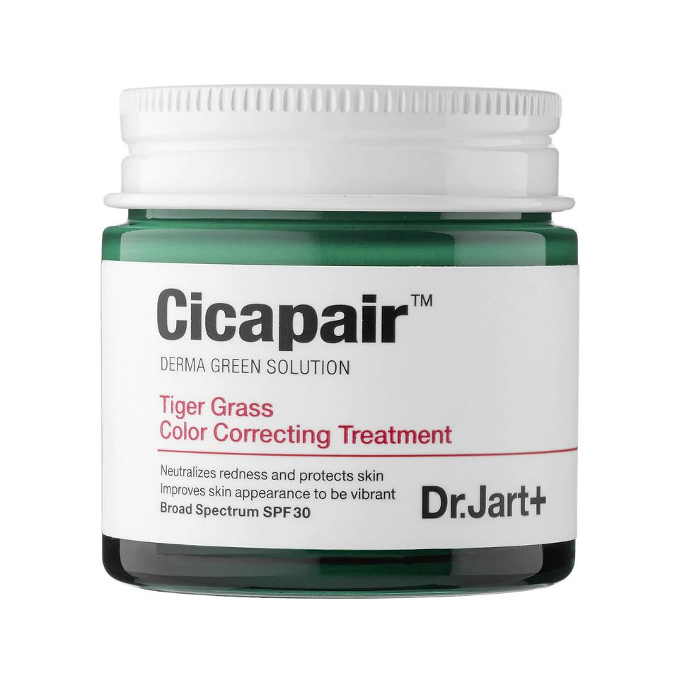 CC крем Dr. Jart+ Cicapair Tiger Grass Color Correcting Treatment - Shopping TEMA