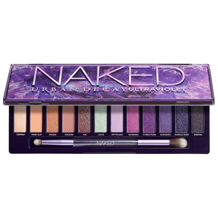Палетка Urban Decay Naked Ultraviolet