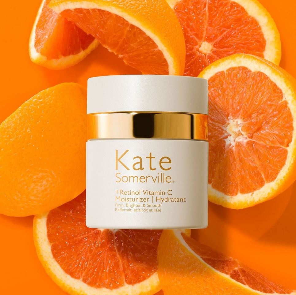 Крем Kate Somerville +Retinol Vitamin C Moisturizer - Shopping TEMA