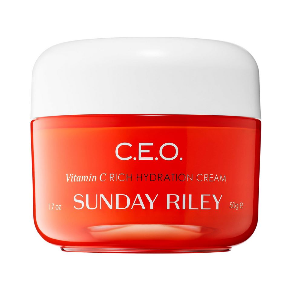 Крем SUNDAY RILEY C.E.O Vitamin C Rich Hydration Cream - Shopping TEMA