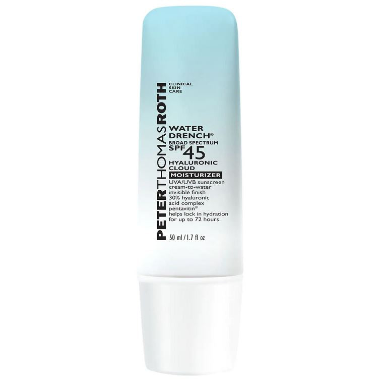 Защитный крем Peter Thomas Roth Water Drench SPF 45