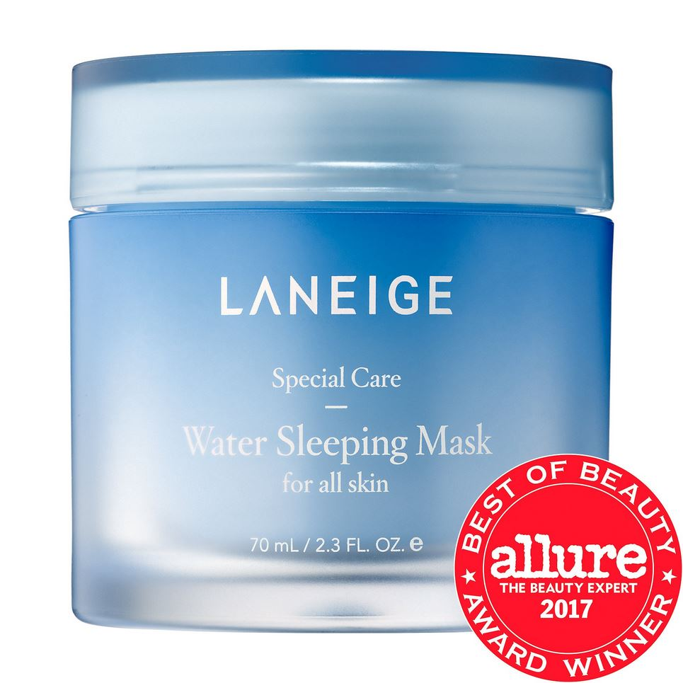 Ночная маска LANEIGE Water Sleeping Mask - Shopping TEMA