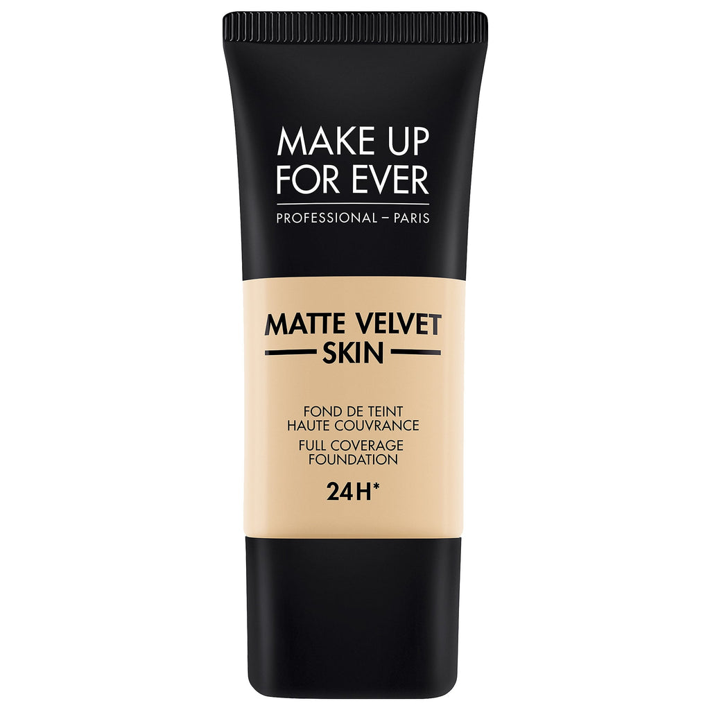 Тональная основа Make Up For Ever Matte Velvet Foundation - Shopping TEMA
